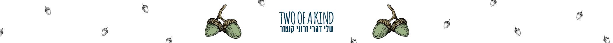 TWO OF A KIND - שלי דהרי ורוני קנטור