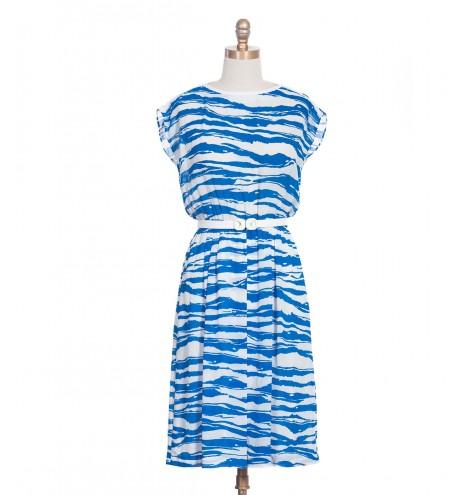שמלת וינטג' חבלים