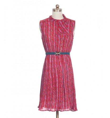 שמלת וינטג' קונפטי