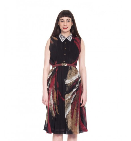 שמלת וינטג' אנדה