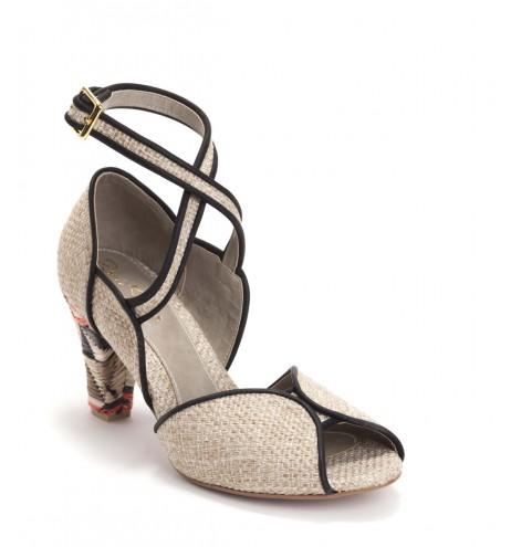 נעלי דוריאן קש