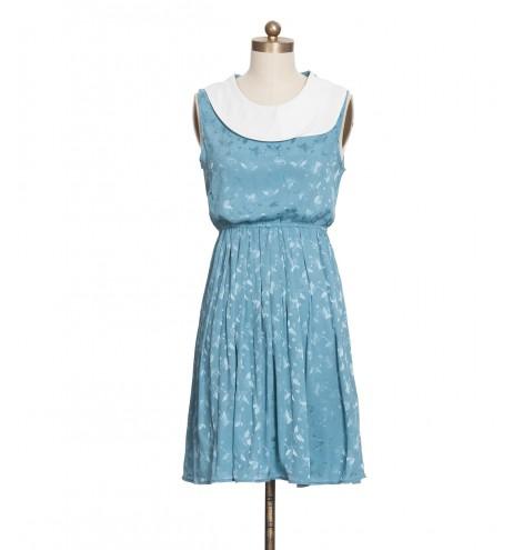 שמלת וינטג' בית ספר