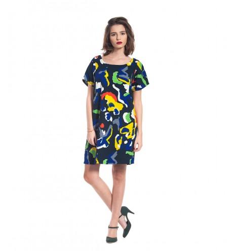שמלת אוברסייז