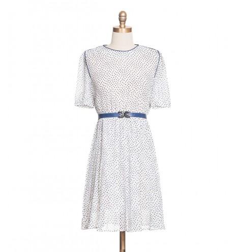 שמלת וינטג' הורה