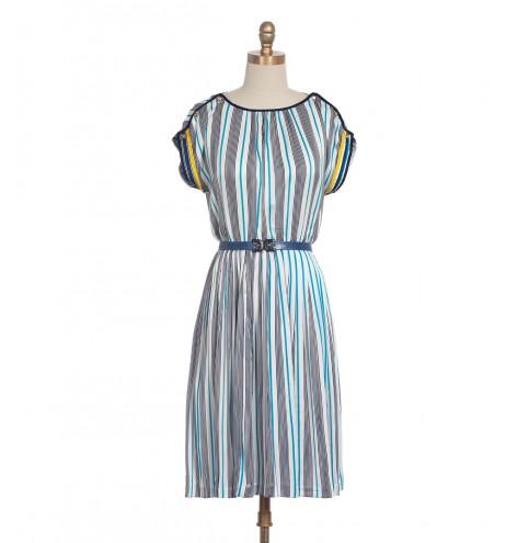 שמלת וינטג' נדיה