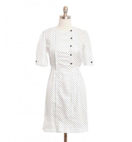 שמלת וינטג' קסנדרה