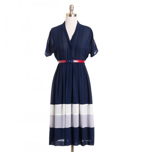 שמלת וינטג' ג'קלין