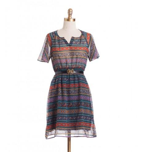 שמלת וינטג' נטאשה