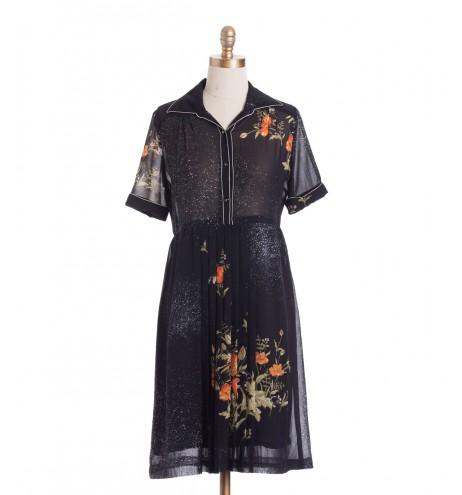 שמלת וינטג' ענבל