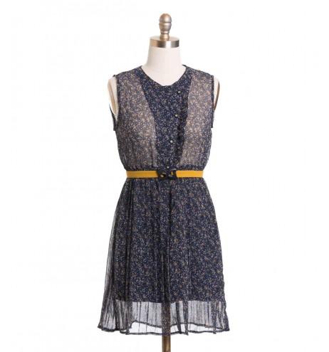 שמלת וינטג' רומנטית