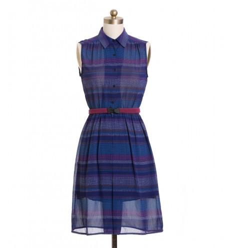 שמלת וינטג' רוזלי
