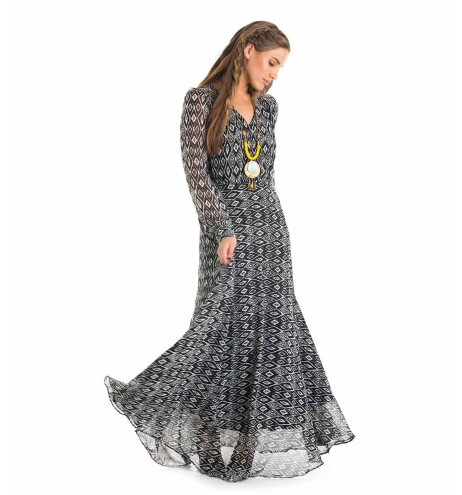 שמלת פריסילה