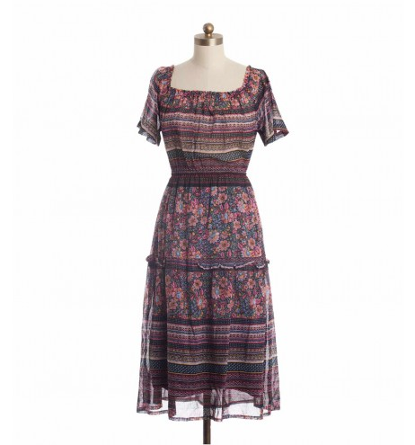 שמלת וינטג' קרול