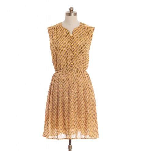 שמלת וינטג' מדגסקר