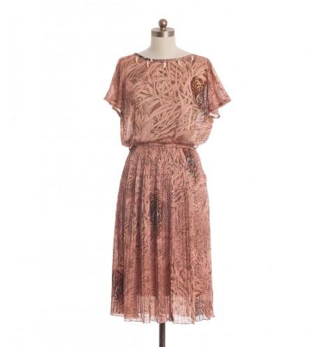 שמלת וינטג' שנהב