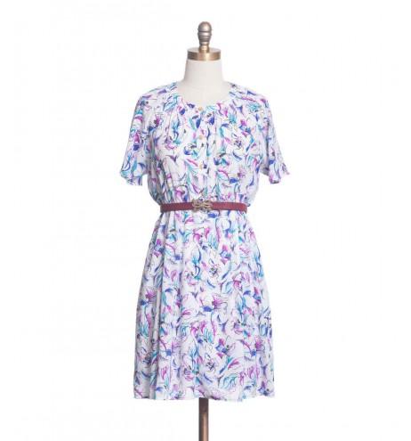 שמלת וינטג' גלים