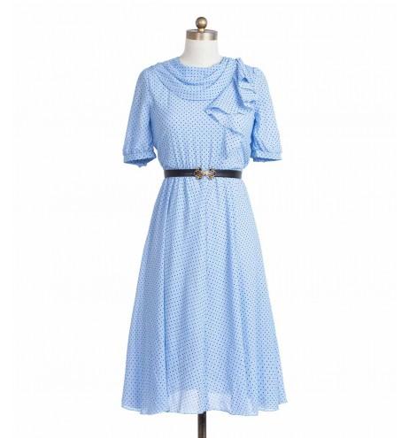שמלת וינטג' חיננית