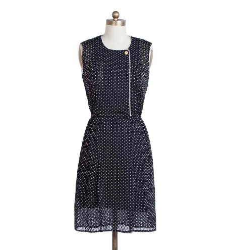 שמלת וינטג' קלאסית