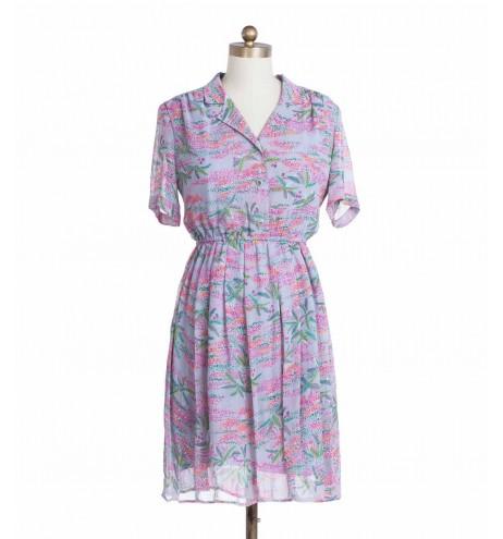 שמלת וינטג' מייגן
