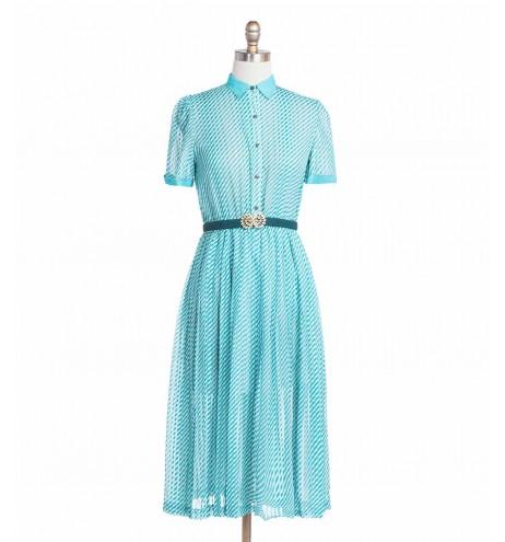 שמלת וינטג' מונטנה