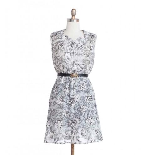 שמלת וינטג' מעודנת
