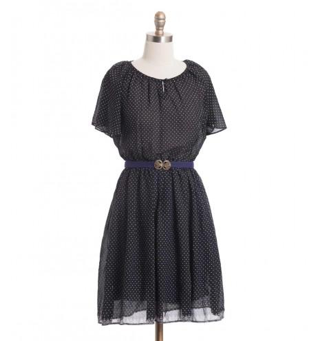 שמלת וינטג' עיטורים