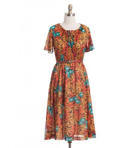 שמלת וינטג' אי טרופי