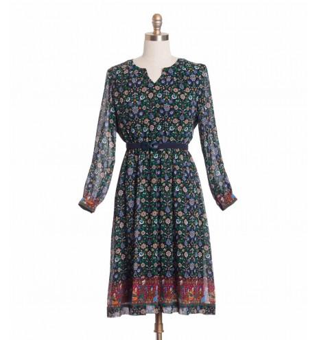 שמלת וינטג' קיילה