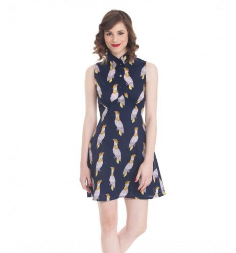 שמלת מאוריציוס תוכים