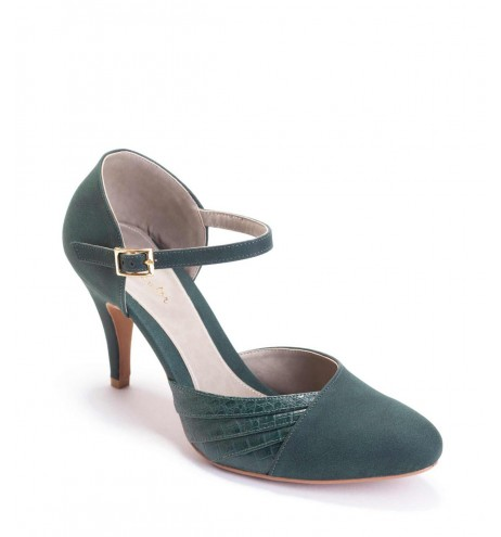 נעלי ויולט ירוק