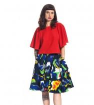 חצאית לולו צבעונית