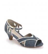 נעלי מארה קש כחול