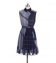 שמלת וינטג' אנג'י