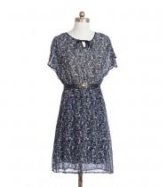שמלת וינטג' דקיקה