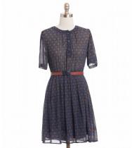 שמלת וינטג' ינשופים