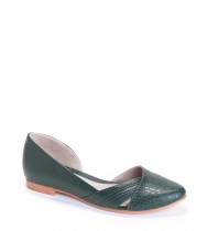 נעלי לואיז ירוק