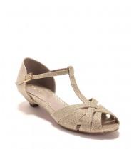 נעלי כלה שילה זהב