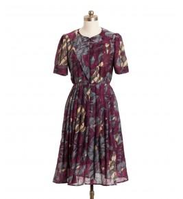 שמלת וינטג' דונה