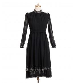 שמלת וינטג' פלורנס