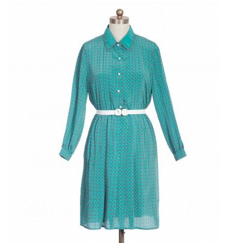 שמלת וינטג' טטריס