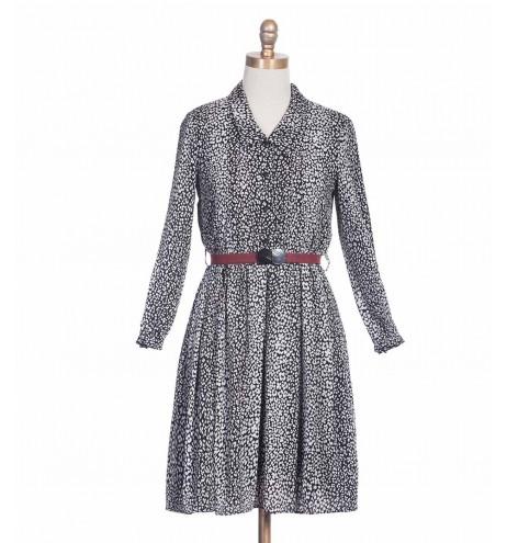 שמלת וינטג' ספוט