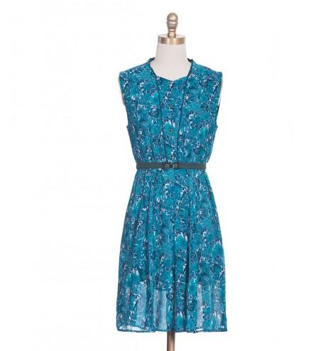 שמלת וינטג' ליסה