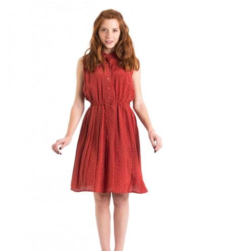 שמלת וינטג' שובל