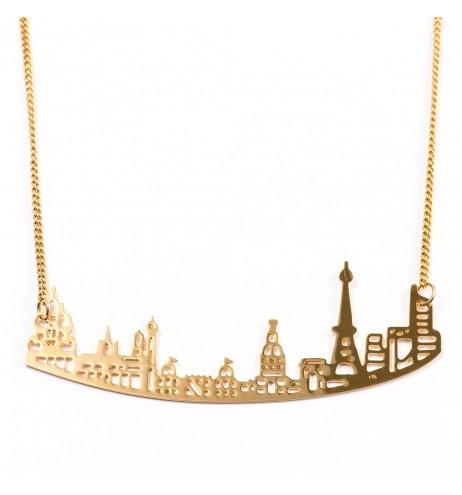 שרשרת פריז זהב