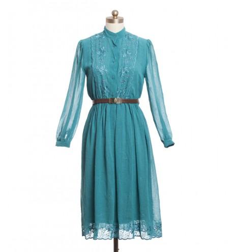 שמלת וינטג' מלינדה