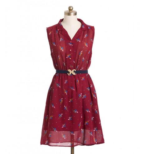 שמלת וינטג' חלליות