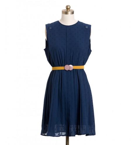 שמלת וינטג' חגיגית