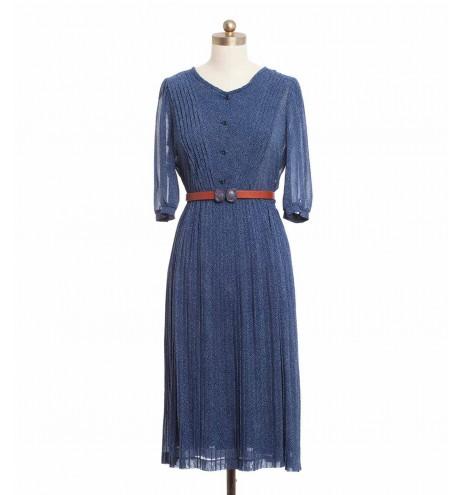 שמלת וינטג' ברברה