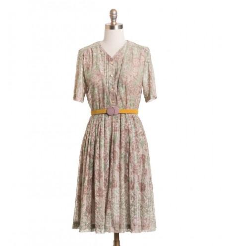 שמלת וינטג' גרייס