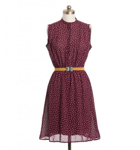 שמלת וינטג' לורה